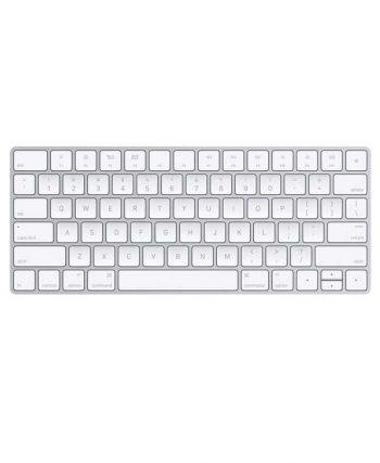 Apple Wireless Magic Keyboard 2, Silver (MLA22LL/A) – (Renewed)